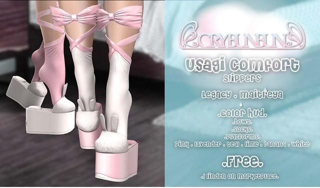 CryBunBun - Usagi Comfort Gift ♥