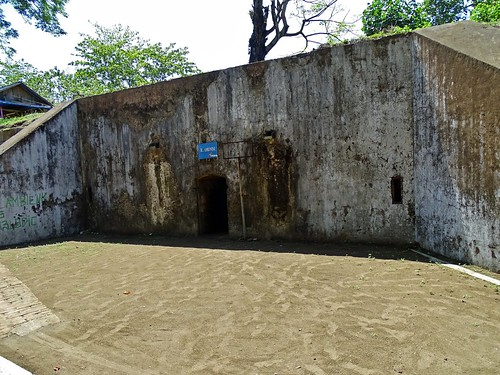 indonesia java fort