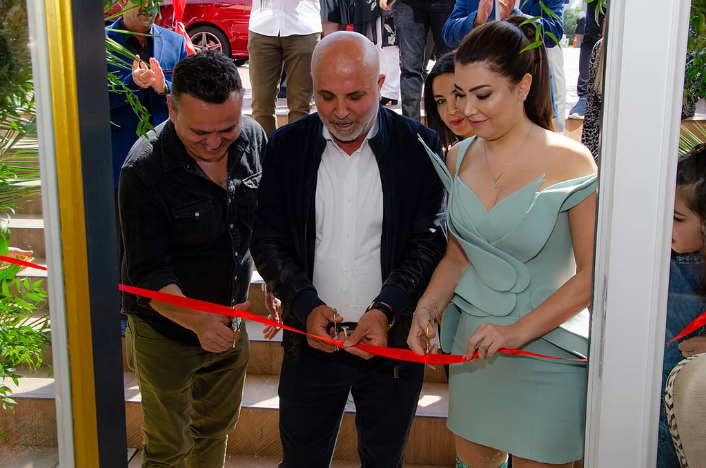 Lütfi Pehlivan, Hasan Çavuşoğlu, Gülten Pehlivan (G City's Boutique Gülten Pehlivan)