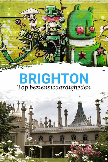 Bezienswaardigheden Brighton, Engeland   10x doen in Brighton