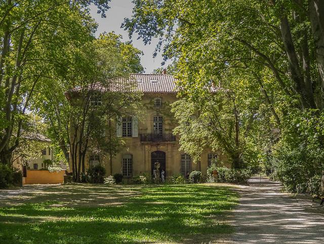 Le Jas de Bouffan, Aix-en-Provence