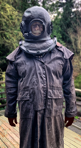 Pandemic Protection Suit | by Russ Allison Loar