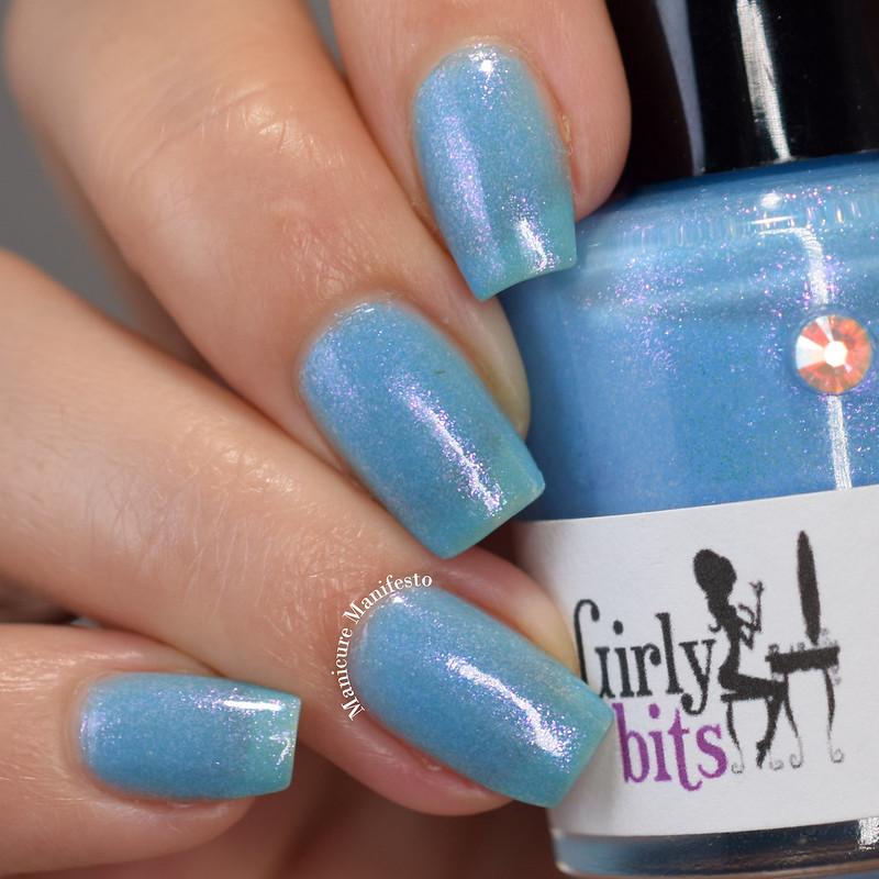 Girly Bits Cosmetics Arctic Sunrise