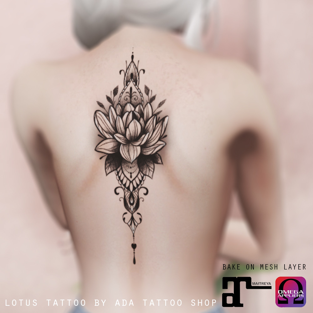 ADA Tattoo Shop LOTUS TATTOO