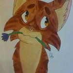 Wholesome Tigerstar by Dapplepaw(moon)
