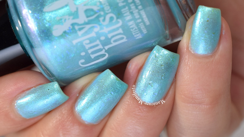 Girly Bits Cosmetics Polish Pickup swatch
