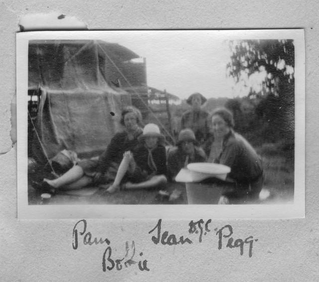 Guide camp 1927