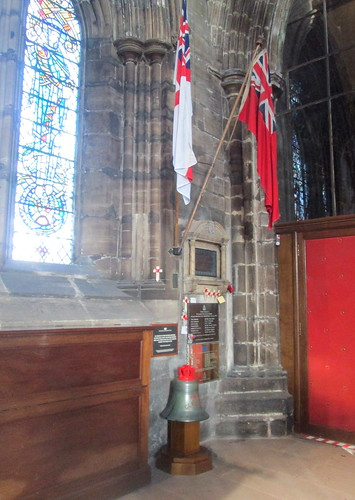 War Memorials, Glasgow Cathedral
