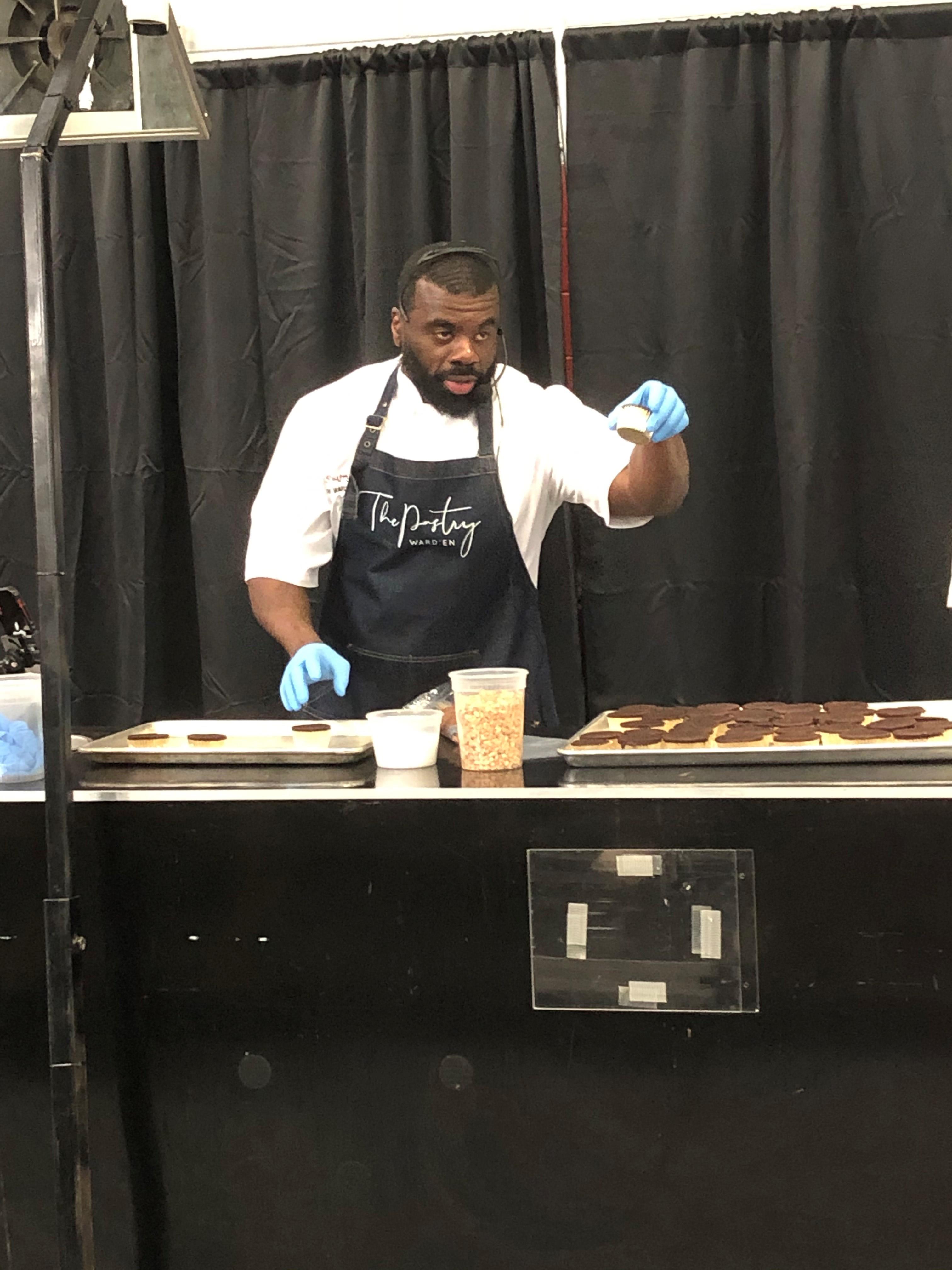 Chef Andre Ward  (Live Demo) 11 Mar. 20