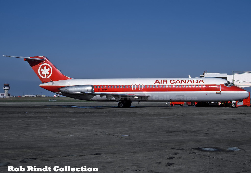 Air Canada DC-9-32 C-FTMM