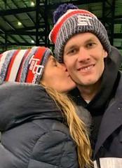 Gisele Bündchen Gratulate to Boston After Tom Brady's Announcement