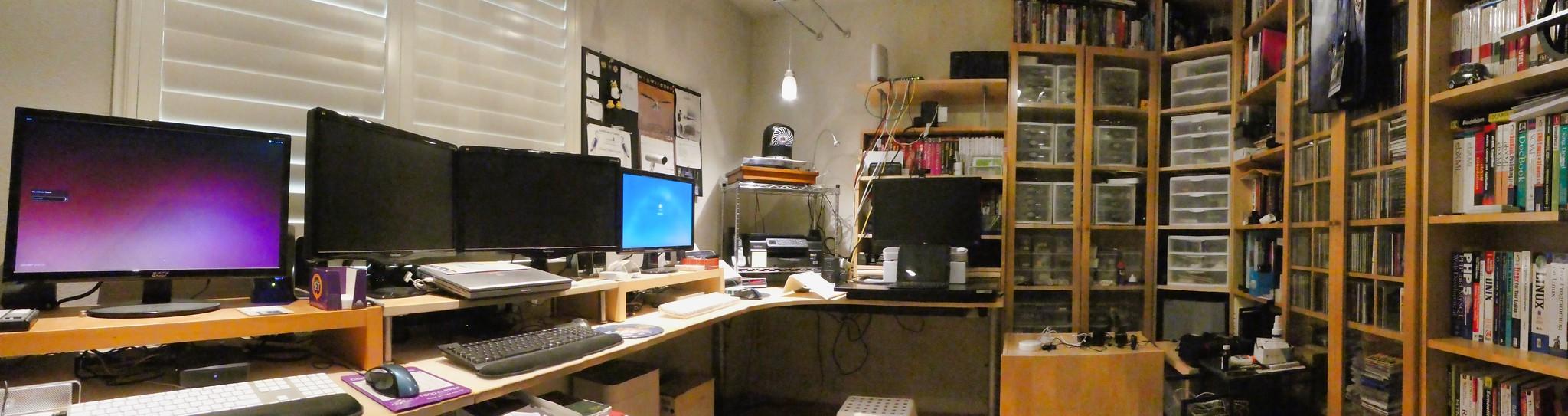 2020-03-18 Minimizing my Office (1/8)
