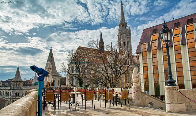 King Matthias Church
