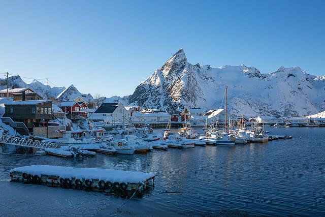 Hamnøy - Lofoten, Norway