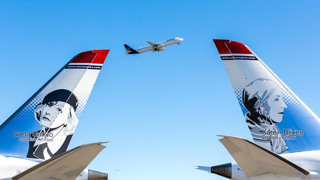 Aviation on ground