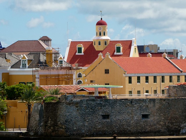 Willemstad, Curacao - Fort Church