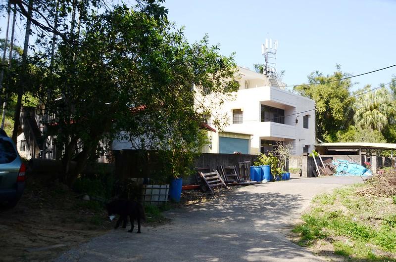傳生窩(南窩山)民宅停車處