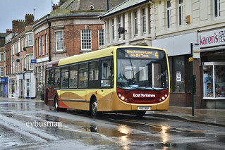 East Yorkshire 358. YX57BXF.