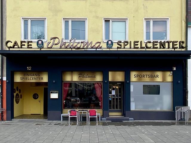 CAFE Philoma SPIELCENTER