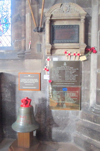 Glasgow Cathedral, War Memorial 4