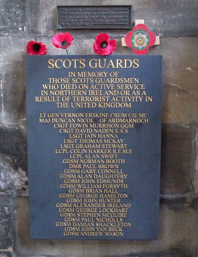 Scots Guards Memorial