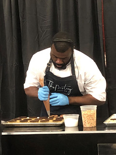 Chef Andre Ward (Live Demo) 11 Mar. 20