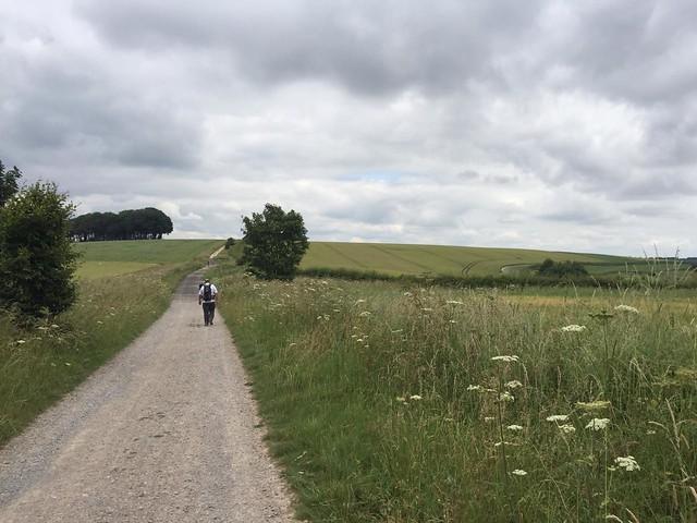 Endless. The Ridgeway. UK.