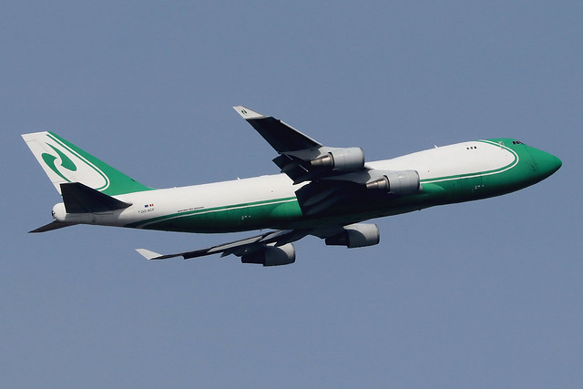 OO-ACF | Boeing 747-4EVFER | ACE Belgium Freighters