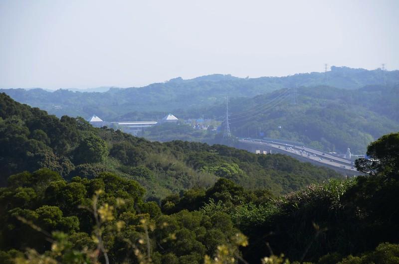 牛蘭窩山山頭展望 (2)