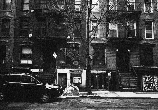 East 1st Street, NYC  2019/156