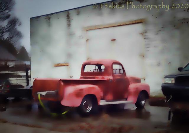 Old Truck in Soft (HTT)