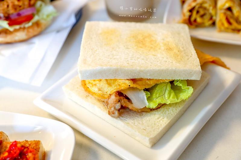 台北早餐,台北早餐店,景美早餐,景美早餐店推薦,木柵早餐店 @陳小可的吃喝玩樂