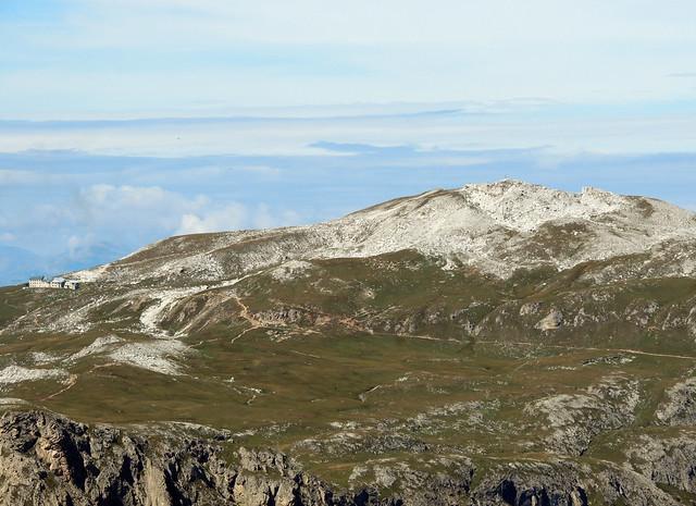 Rifugio Bolzano e Monte Pez