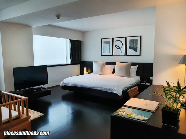 como metropolitan hotel bangkok room