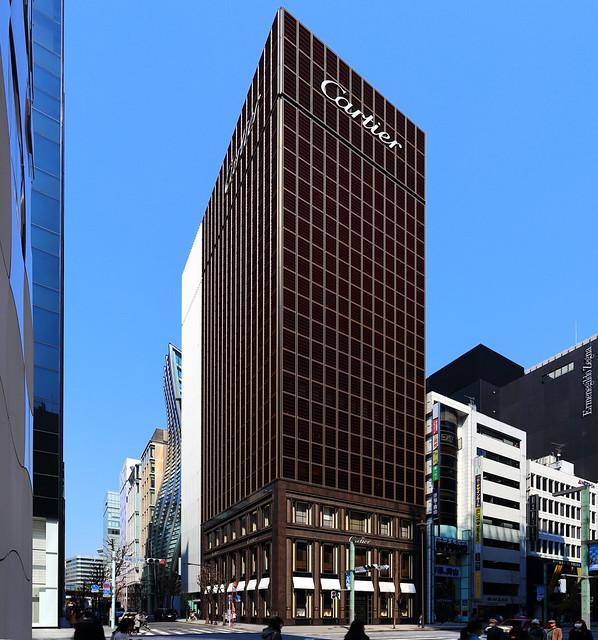 Ginza Cartier (銀座カルティエ)