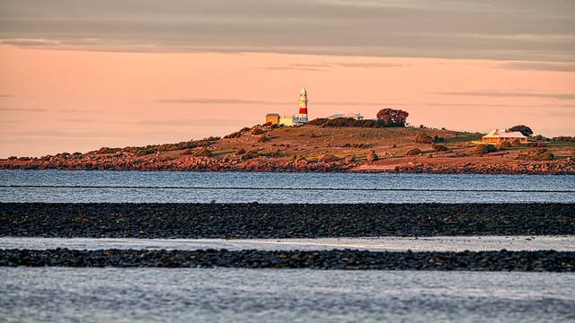 Sunset, Low Head Lighthouse
