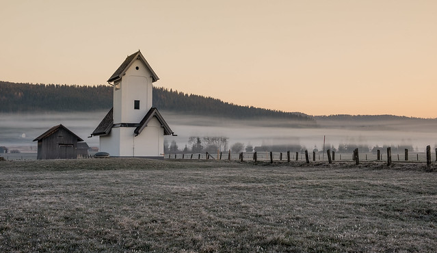 Sunrise, Rothenthurm, Switzerland