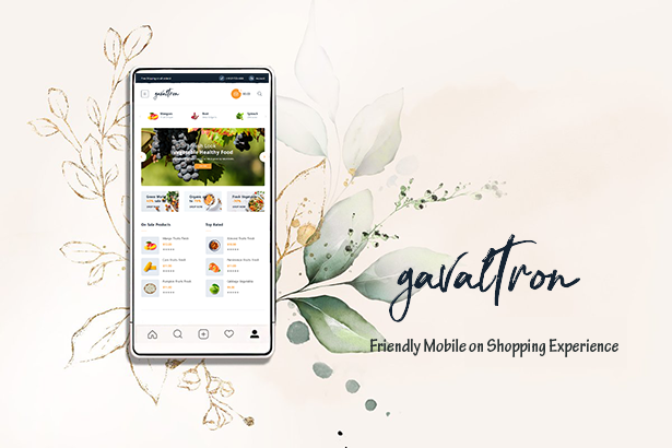 Galvatron Restaurant PrestaShop Theme
