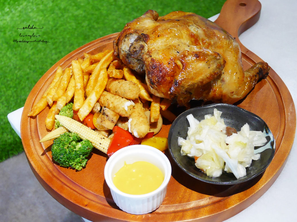 新北八里區餐廳推薦旅行安然餐酒館 渡船頭老街附近美食必吃親子玩樂好吃 (2)