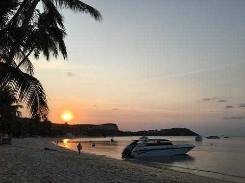 サムイ島の様子 3月19日 タイ入国が非常に厳しくなります 3/21から