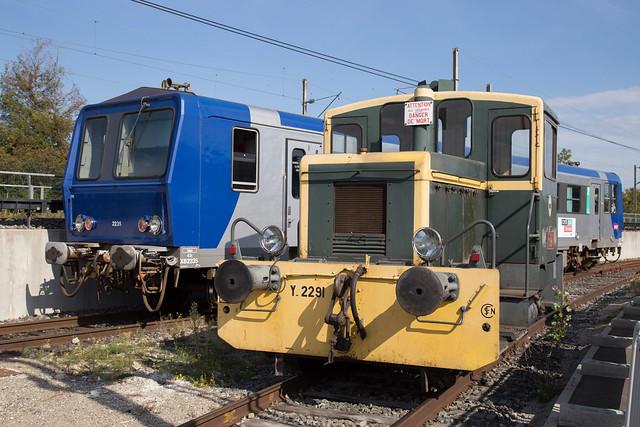 Y2291 Cité du Train, Mulhouse
