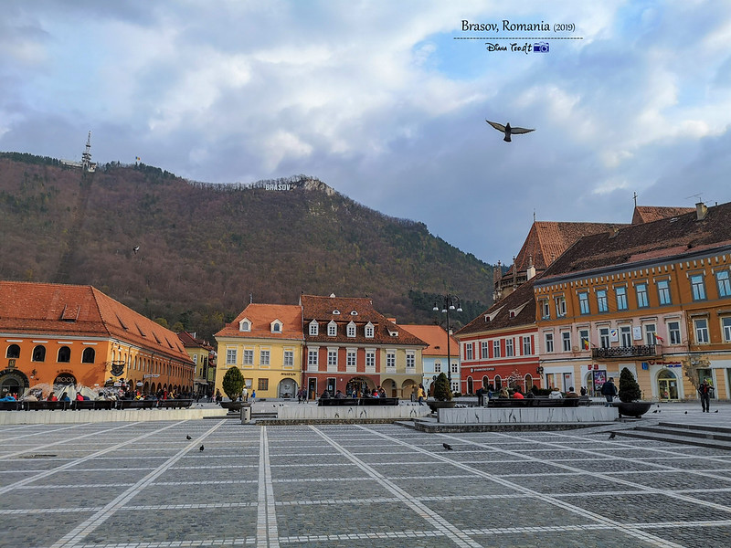 2019 Romania Brasov Old Town 02