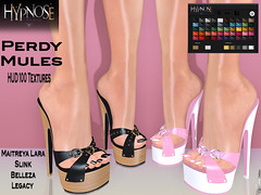 HYPNOSE - PERDY MULES
