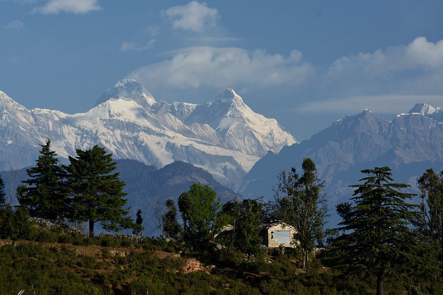 Mighty Nandadevi