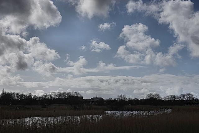 Alkmaar skyline