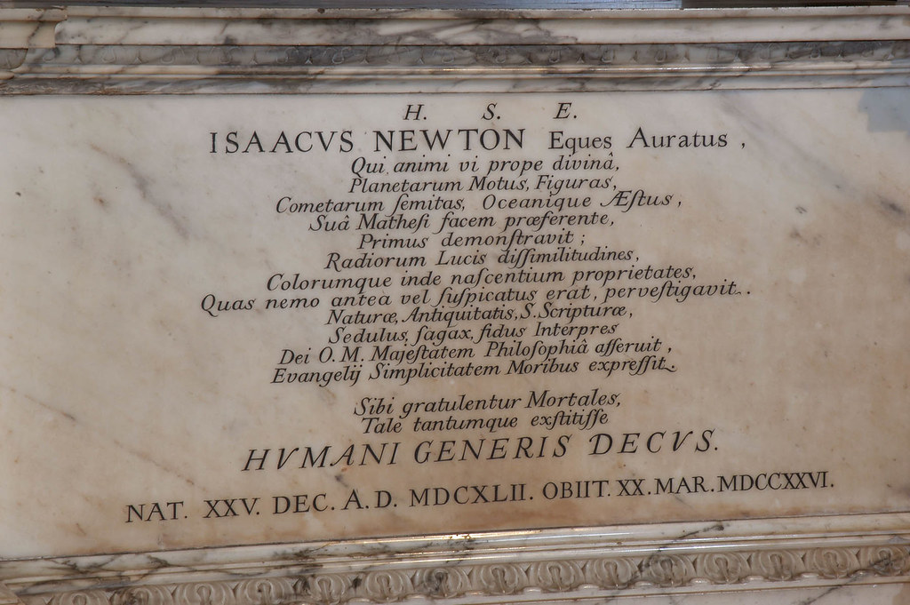 inscription-sir-isaac-newton