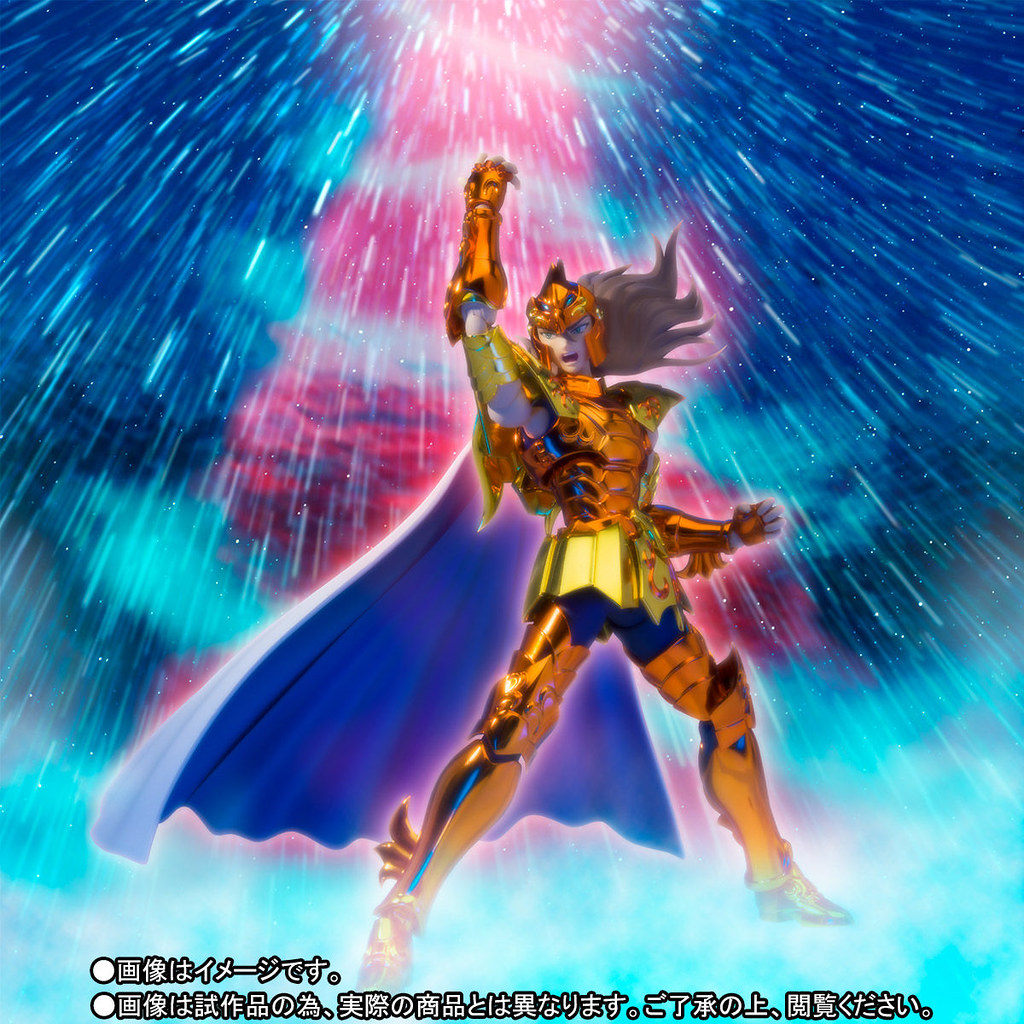 鎮守北太平洋之柱的海鬥士!聖闘士聖衣神話EX《聖鬥士星矢》海將軍「海馬 拜昂」(シーホースバイアン)