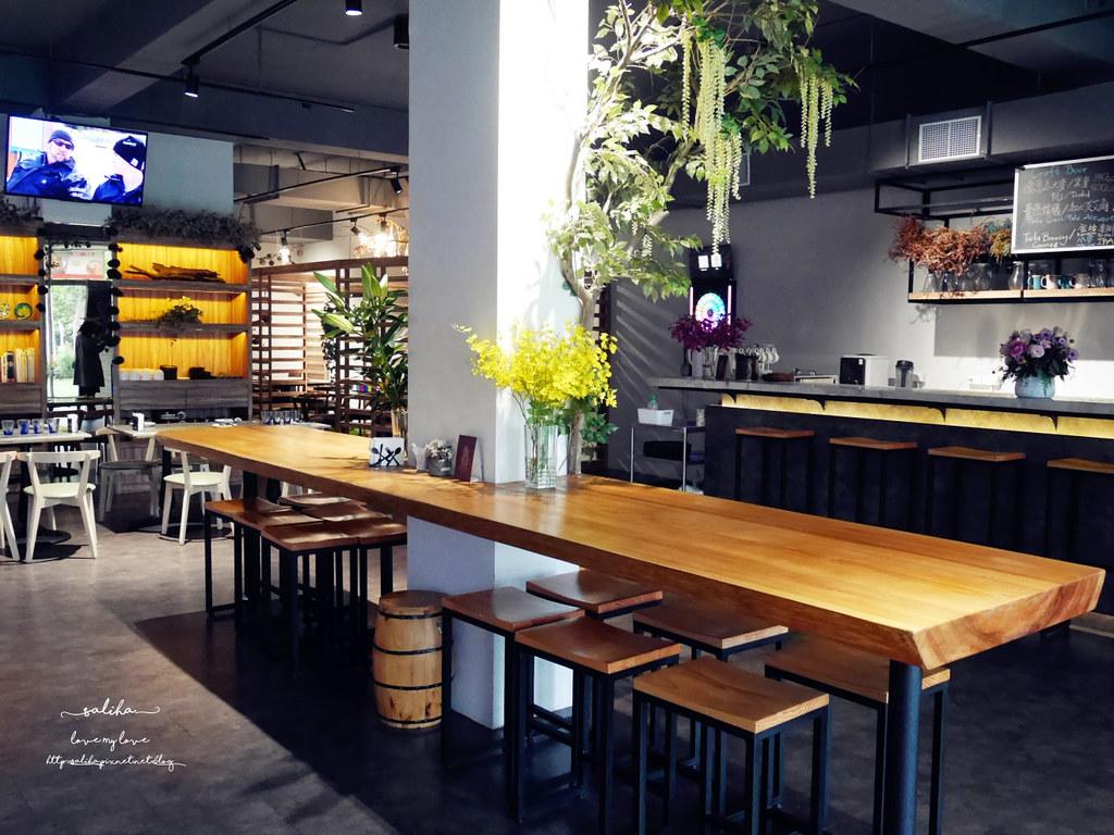 新北八里一日遊好玩好吃必吃美食推薦安然餐酒館親子餐廳熱炒義大利麵 (2)