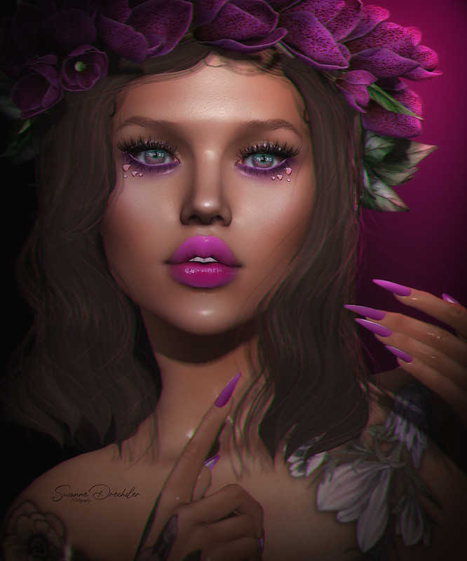 "Skin Fair 2020 - # 11 ""Hana Portrait"""