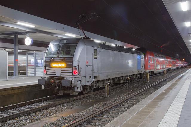 Railpool 193 803 Nürnberg Hbf